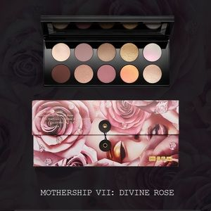 Pat McGrath VII Divine Rose 🌹 eyeshadow palette